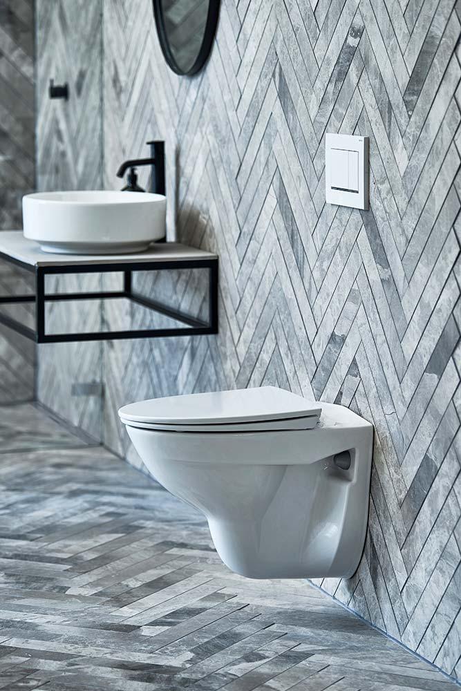 Kylpyhuonetrendit