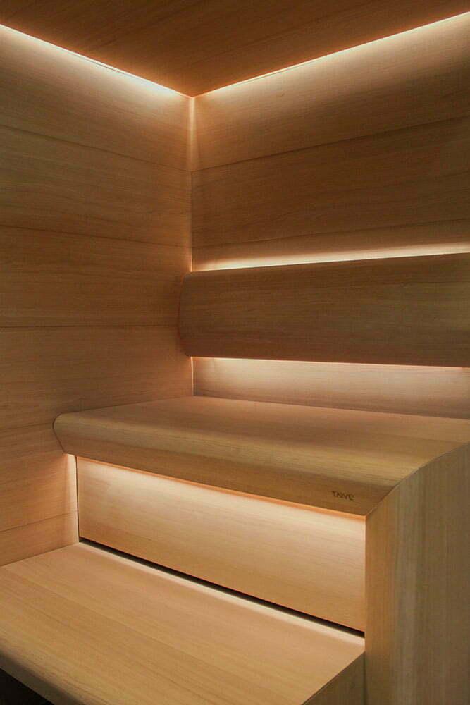 Winledin kolme vinkkiä mitä huomioida saunan valaistuksessa