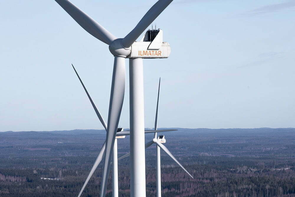 Tuulivoimala Kotiin