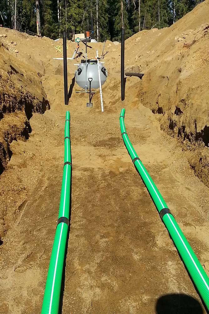 Omakotitalon Jätevesijärjestelmä