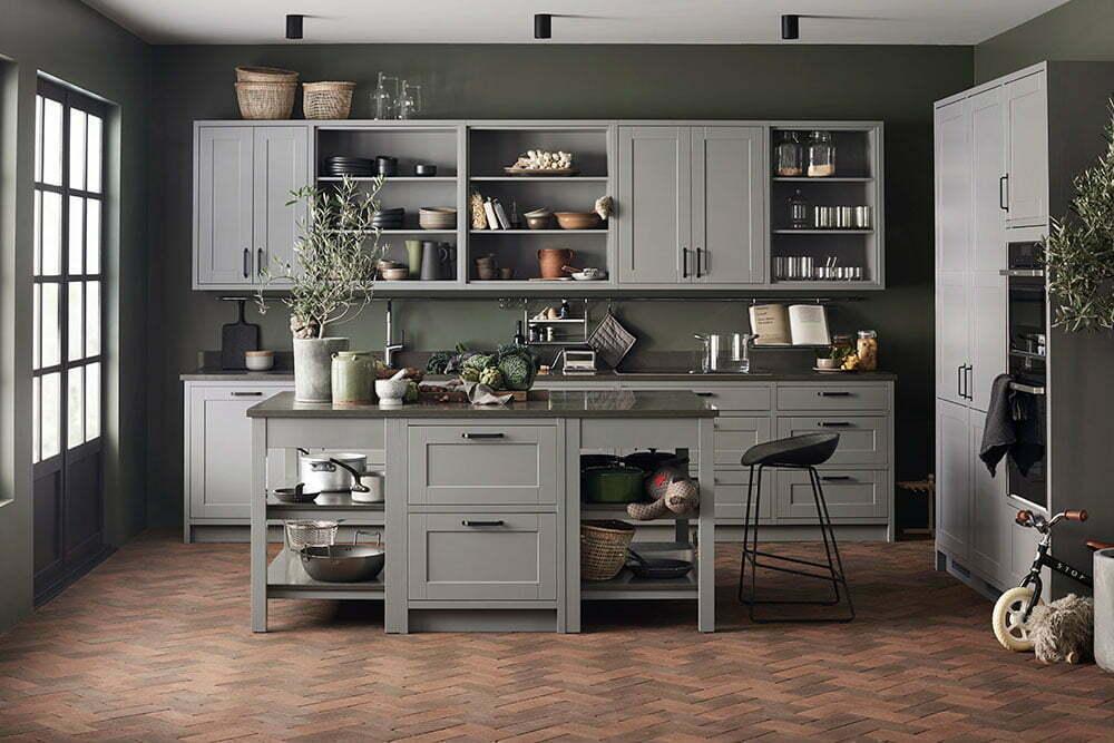 Keittiömaailman uusi Luonto-värikokoelma tuo ajattoman kauniita sävyjä keittiöön