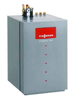Viessmann Vitocal 300-G BW/BWC 108