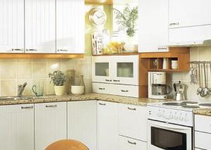 Petra-keittiöiden esimerkkikuva