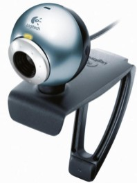 Logitech-webkamera