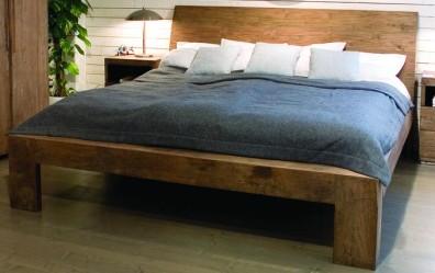Old Java -sänky, Boknäs