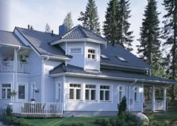 Satulinna, valmistaja Kodikas-Talot