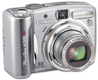 Canon PowerShot A720 IS -digitaalikamera