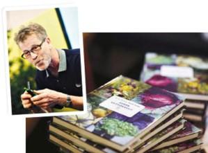 Turun yliopiston ylipuutarhuri Arno Kasvi rohkaisee uudessa kirjassaan Arnon Keittiökasvit (Tammi) arkajalkojakin kasvimaan tekoon.