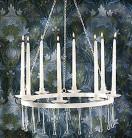 Kynttiläkruunu, Hobby Hall.