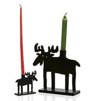 Hirviaiheiset kynttilänjalat, Stockmann.