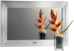 Philipsin uutuustelevisio on peili kun se on suljettu