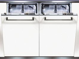 Siemens kahden astianpesukoneen yhdistelmä