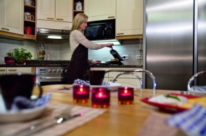 Rosteriset kodinkoneet antavat keittiölle modernin ilmeen