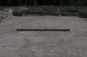 Pohjatyöt ovat uima-altaan asentamisen tärkein vaihe.