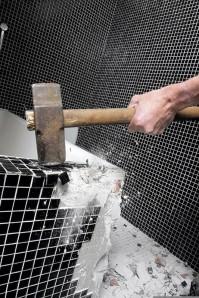 Amme sai kyytiä, kun perhe halusi remontoida kylpyhuoneensa väljemmäksi ja tarvitsi lisää säilytystilaa.