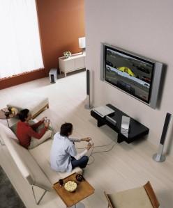 Sonyn plasma-tv