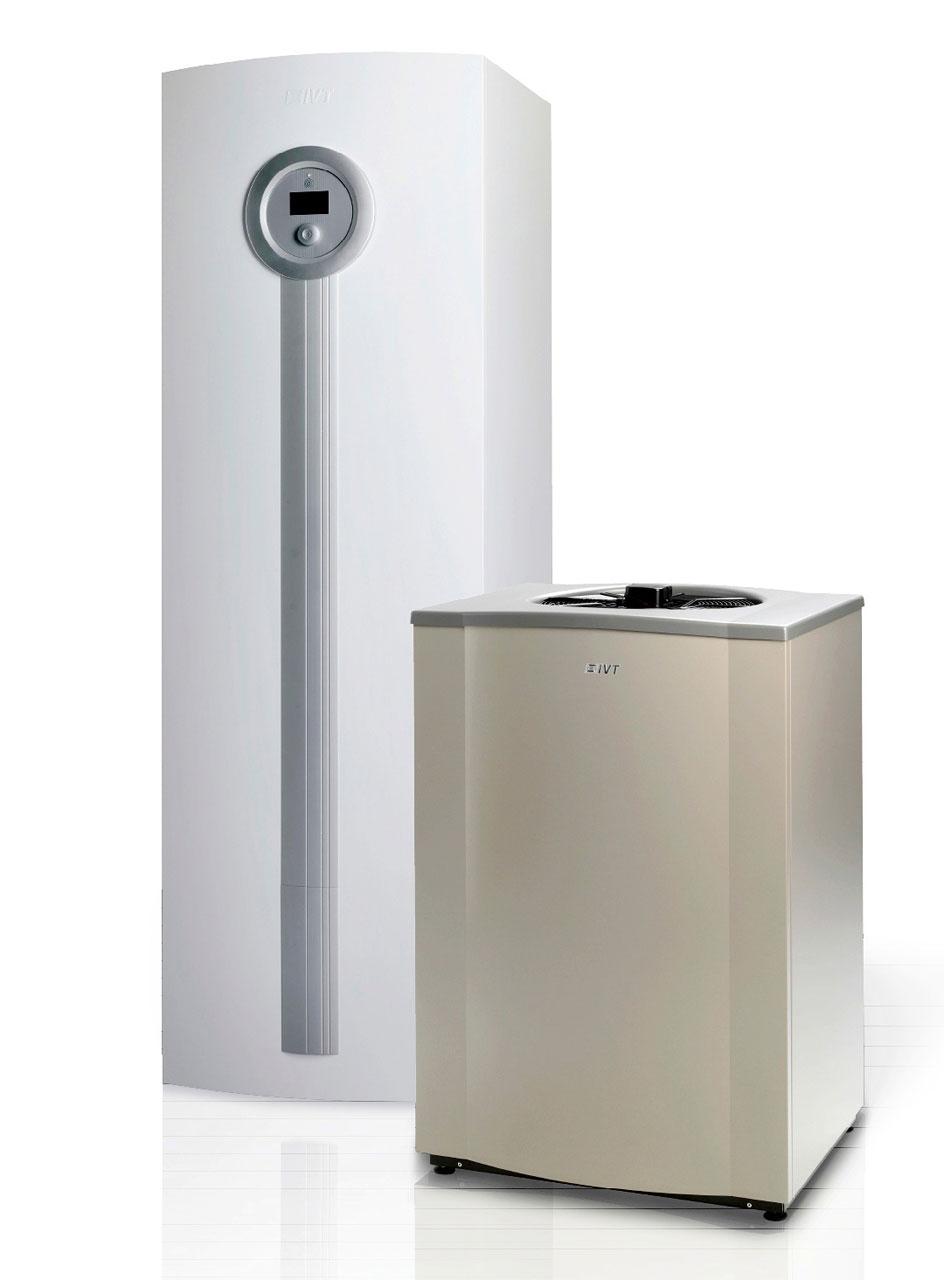 IVT Air 70 -ilma/vesilämpöpumppu