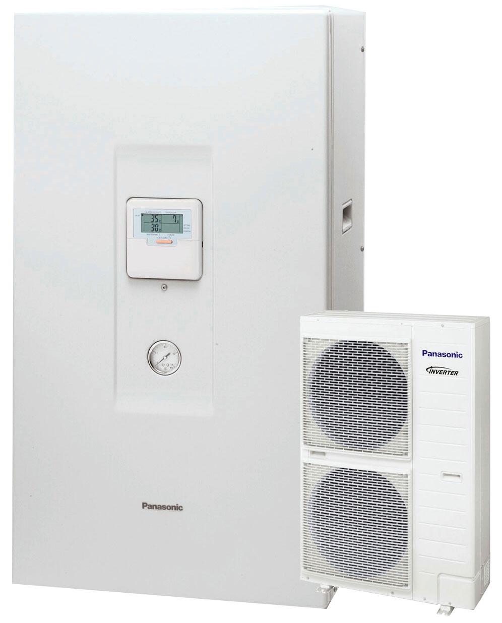 Panasonic Aquarea 9 kW