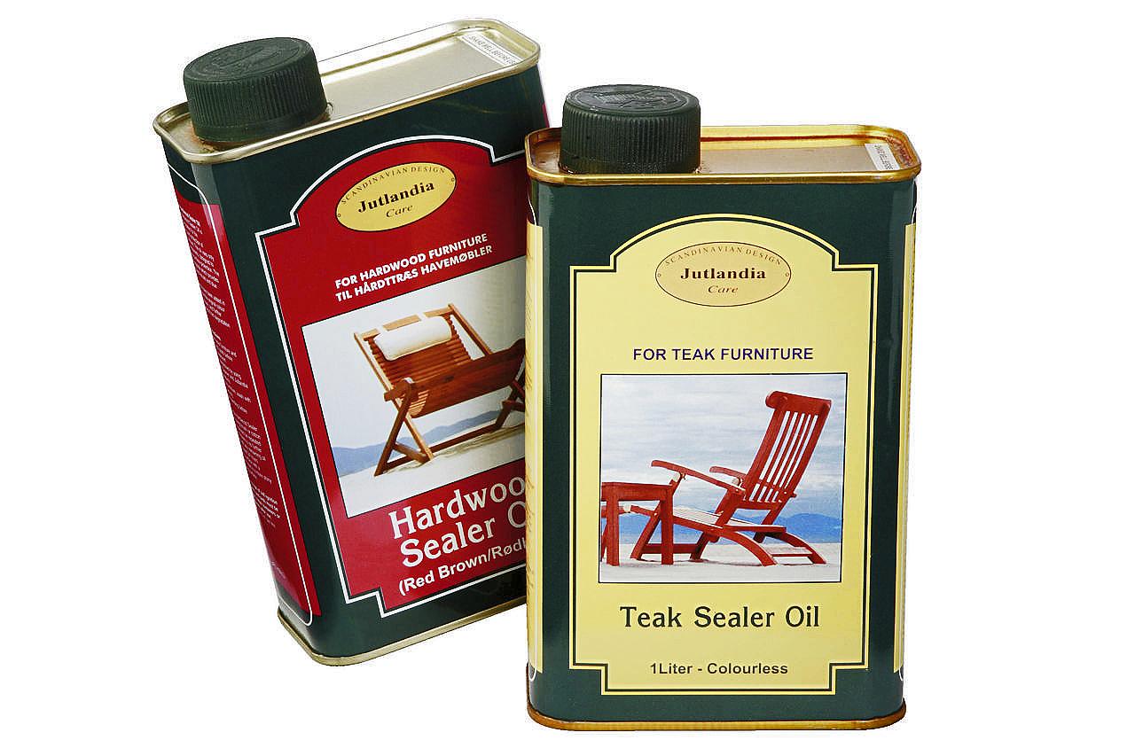Teak Oil ja Hardwood Oil