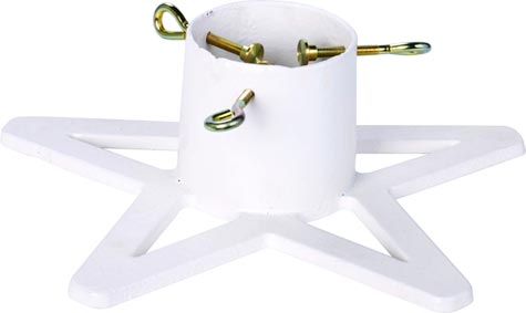 Tähdenmuotoinen valkoinen kuusenjalka, Plantagen