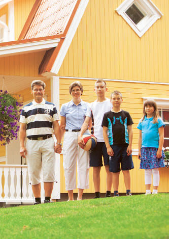 Villa Bokullan asukkaat